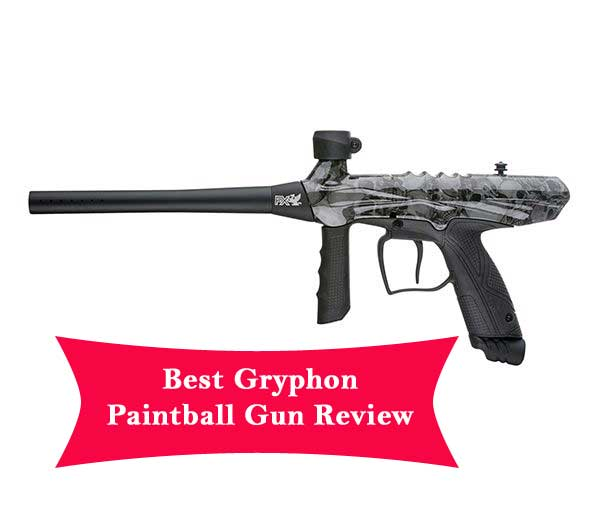 Gryphon Paintball Gun Review