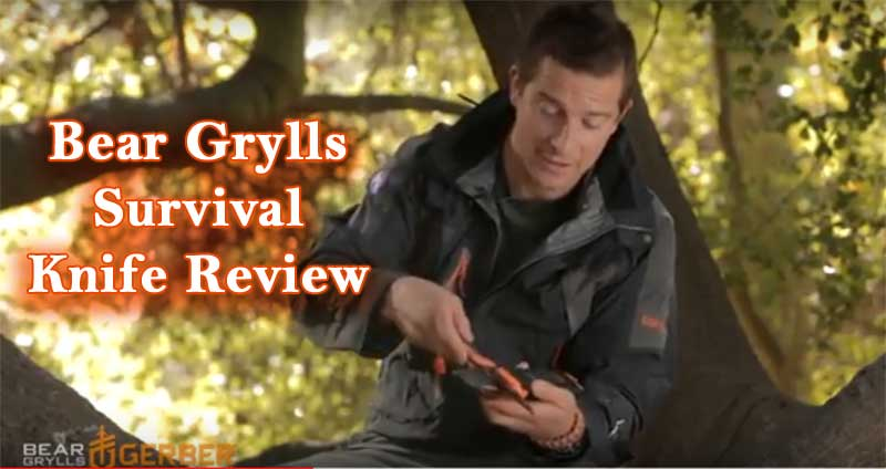 Bear Grylls Survival Knife Review