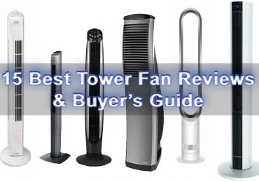 15 Best Tower Fan Reviews & Buyer's Guide